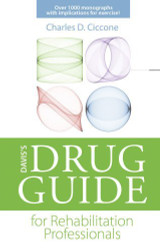Davis's Drug Guide for Rehabilitation Professionals
