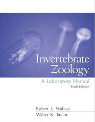 Invertebrate Zoology A Laboratory Manual