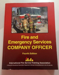 Fire and Emergency Services Company Officer  IFSTA