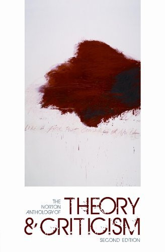 Norton Anthology Of Theory And Criticism