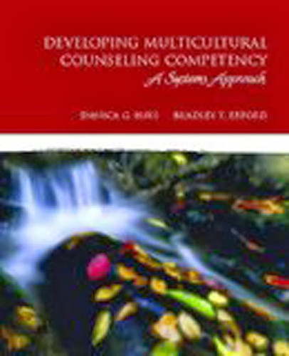 Developing Multicultural Counseling Competence