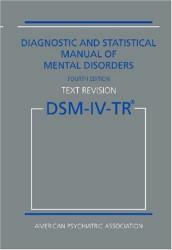 Diagnostic And Statistical Manual Of Mental Disorders Dsm-5