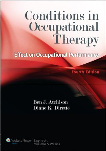 Conditions In Occupational Therapy
