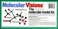 Molecular Visions Organic Inorganic Organometallic Molecular Model Kit #1 By Darling Models To Accompany Organic Chemistry