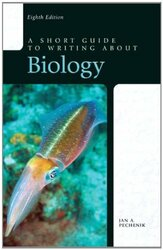 Short Guide To Writing About Biology