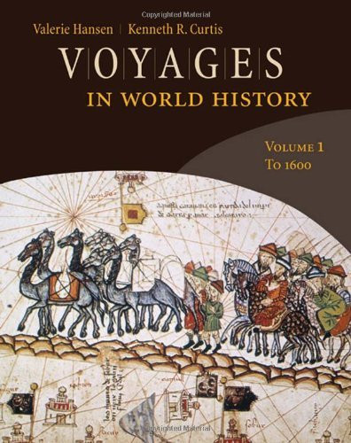 Voyages In World History Volume 1