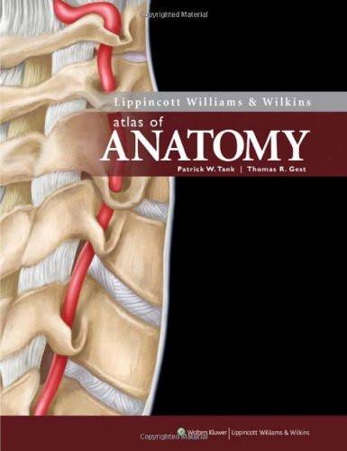 Lippincott Williams And Wilkins Atlas Of Anatomy