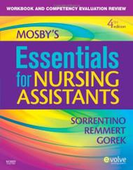 Workbook For Mosby's Essentials For Nursing Assistants