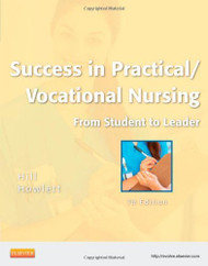 Success In Practical Vocational Nursing