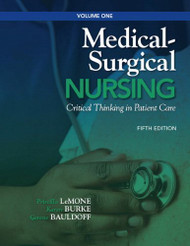 Medical-Surgical Nursing Volume 1