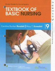 Study Guide To Accompany Textbook Of Basic Nursing