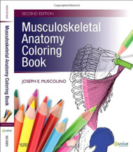 Musculoskeletal Anatomy Coloring Book