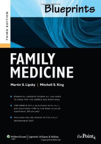 Blueprints In Family Medicine