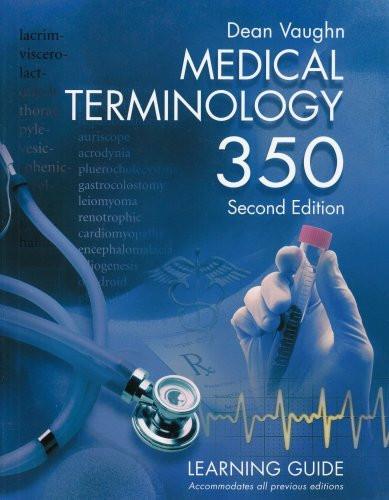 Medical Terminology 350