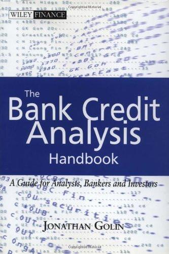 Bank Credit Analysis Handbook