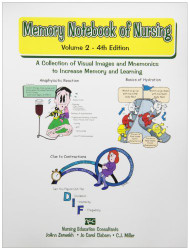 Memory Notebook of Nursing Volume 2 by Zerwekh