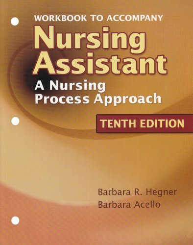 Nursing Assistant Workbook