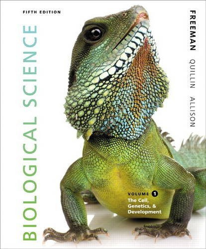 Biological Science Volume 1