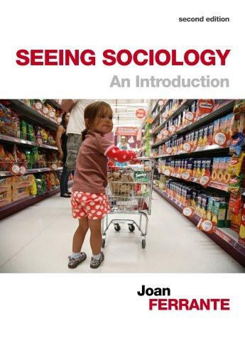 Seeing Sociology