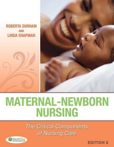 Maternal-Newborn Nursing