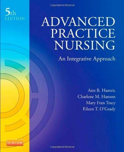Advanced Practice Nursing
