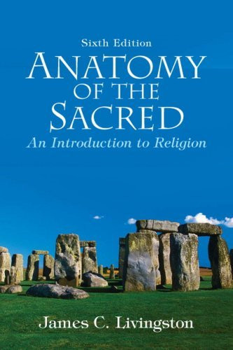 Anatomy Of The Sacred