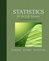 Statistics For The Life Sciences