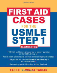 First Aid Cases For The Usmle Step 1