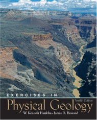 Exercises In Physical Geology