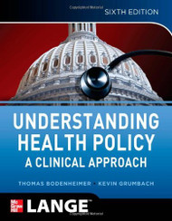 Understanding Health Policy