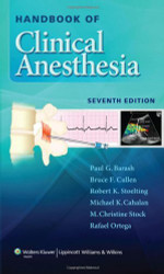 Handbook Of Clinical Anesthesia