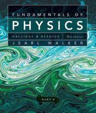 Fundamentals Of Physics Part 2