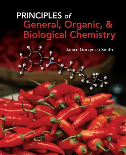 Principles Of General Organic And Biological Chemistry