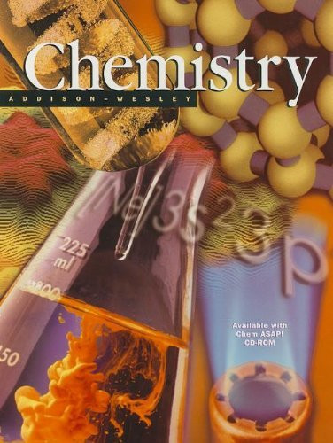 Addison Wesley Chemistry Revised 5 Edition Student Edition 2002C