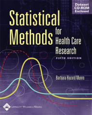 Statistical Methods For Health Care Research