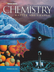 Glencoe Chemistry Matter And Change