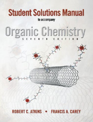 Student Solutions Manual To Accompany Organic Chemistry