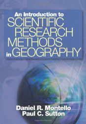 Introduction To Scientific Research Methods In Geography