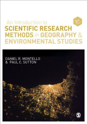 Introduction To Scientific Research Methods In Geography And Environmental Studies