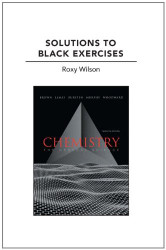 Solutions to Black Exercises for Chemistry