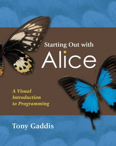 Starting Out With Alice
