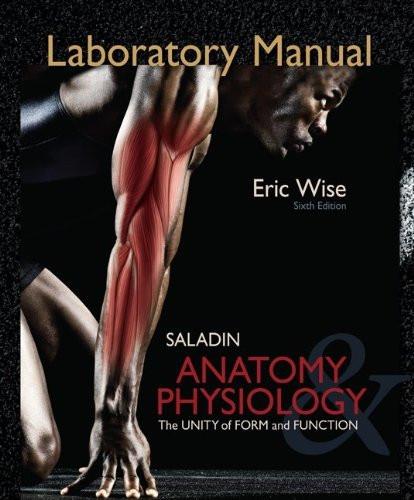 Laboratory Manual Anatomy And Physiology
