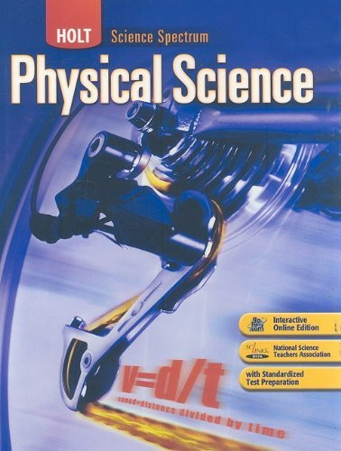 Science Spectrum Physical Science