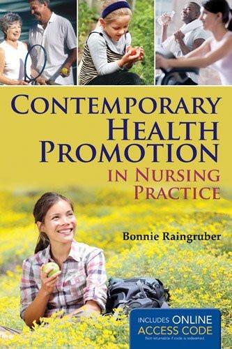 Contemporary Health Promotion In Nursing Practice