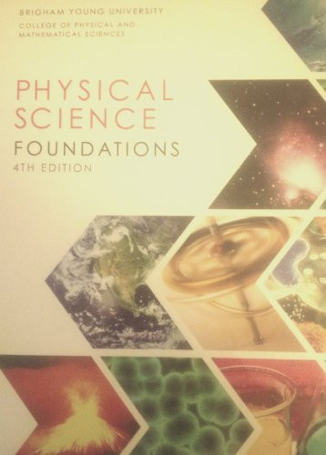 Physical Science Foundations