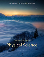 Introduction To Physical Science  by   James Shipman