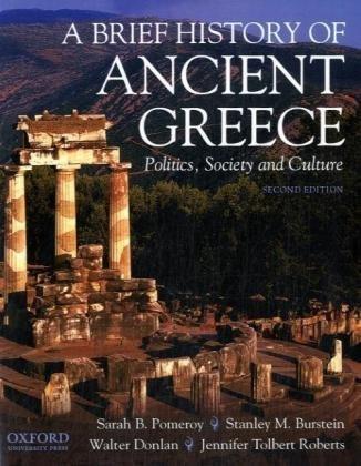 Brief History Of Ancient Greece