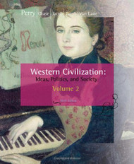 Western Civilization Volume 2 From 1600