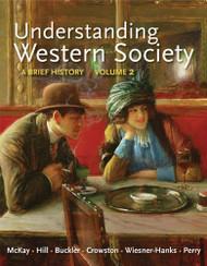 Understanding Western Society Volume 2