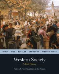Western Society Volume 2